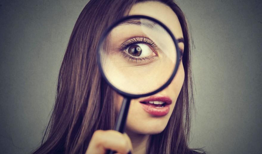 Vídeo: Parece que afinal temos olhos na parte de trás da nuca (sim, leu bem)
